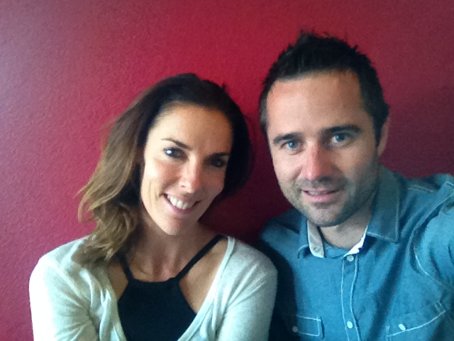 Donna and Sam @ Leaf & Bean, Mount Hawthorn