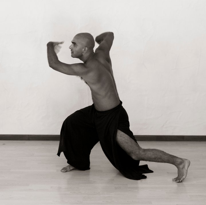 Kitsiri DeSilva of Primal Dance