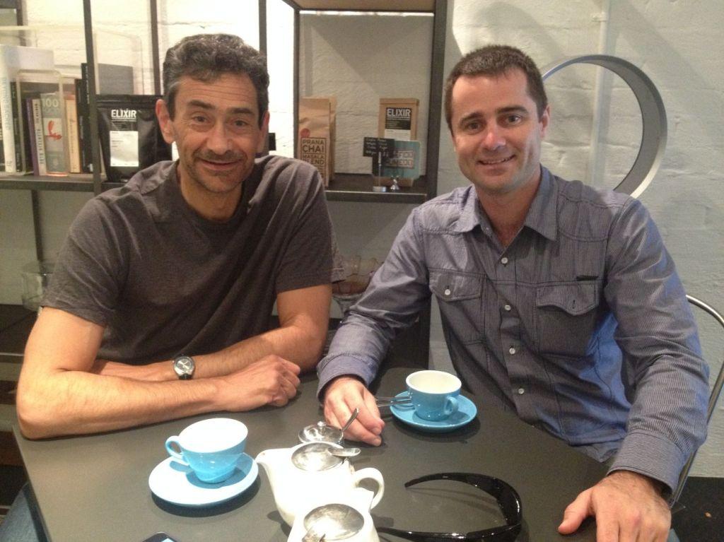 Akram and Samuel